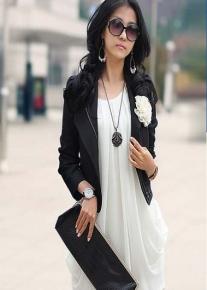 Свободное элегантное платье