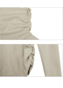 Текстурная водолазка O.SA