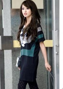 Платье с боковыми кармашками