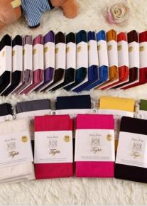Цветные яркие колготки всех цветов в ассортименте - 5шт. в комплекте