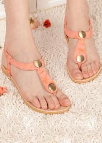 Изящные сандалии в греческом стиле