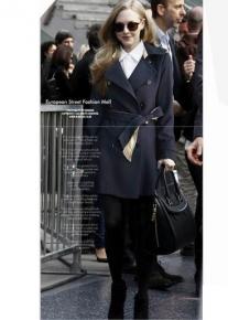 Легкое, эффектное пальто с оригинальным воротником