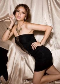 Модное мини-платье