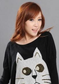 Пуловер с котом