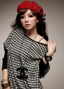 Оригинальная туника-платье