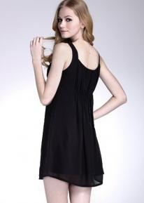 Летнее легкое платье в греческом стиле
