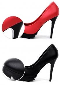 Туфли на зигзагообразной платформе