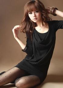 Модельная туника-платье