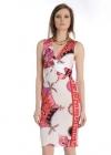 Платье с переплетающейся областью декольте Emilio Pucci