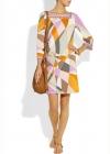 Красивое платье в славянском стиле Emilio Pucci