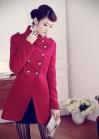 Элегантное пальто - камзол